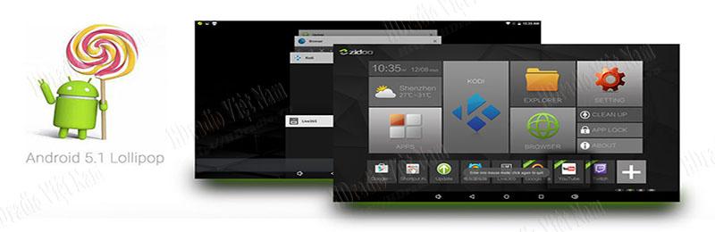 Androi 5.1 Lollipop - Tải ứng dụng tha hồ trên Google Play Store (CH Play).