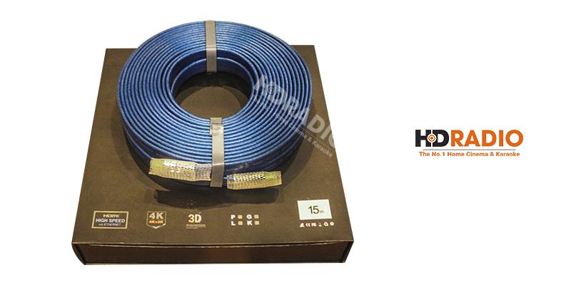 Cáp HDMI Liton USA 2.0 15M