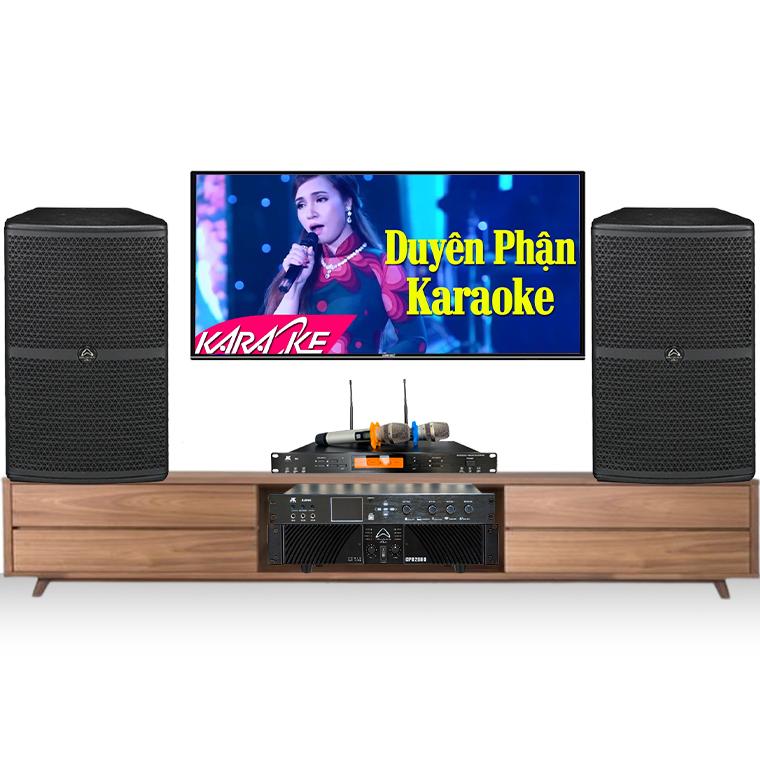 Dàn Karaoke Gia Đình Cao Cấp HDR01