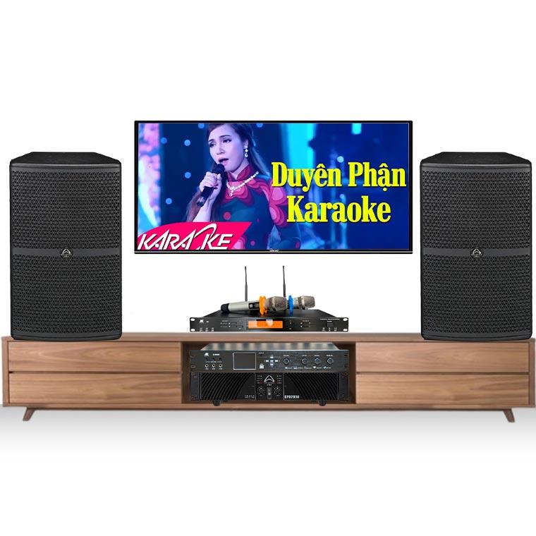 Dàn Karaoke Gia Đình Cao Cấp HDR03