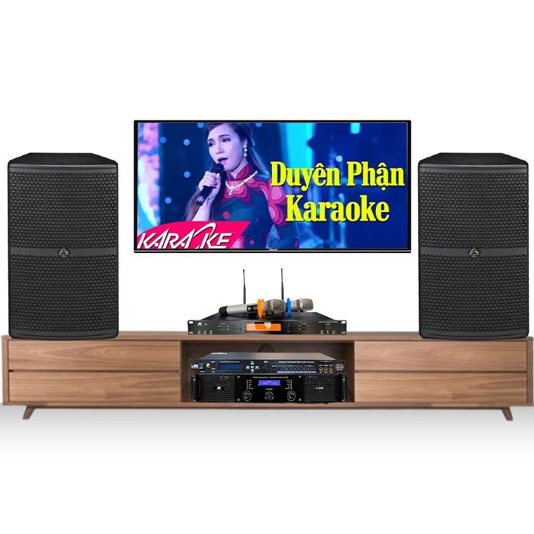 Dàn Karaoke Gia Đình Cao Cấp HDR05