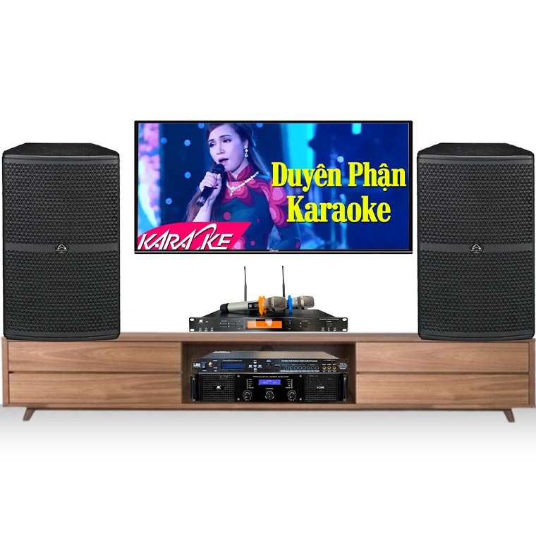 Dàn Karaoke gia đình cao cấp HDR06