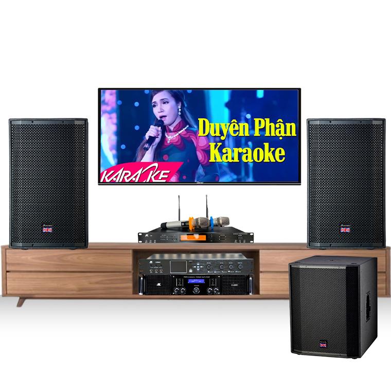Dàn Karaoke Gia đình cao cấp HDR08