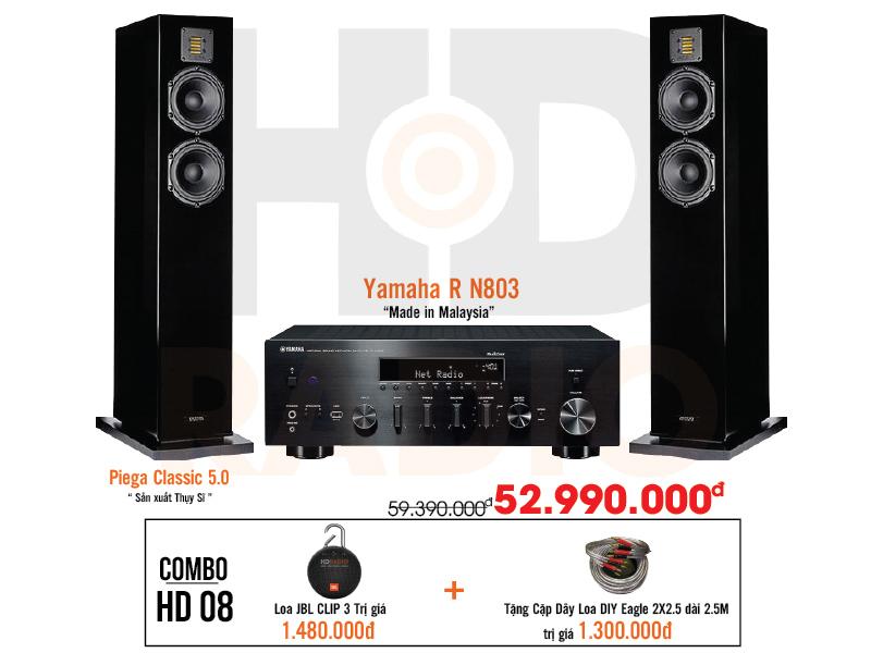 Dàn âm thanh nghe nhạc HD8 giá rẻ nhất tại hdradio 1