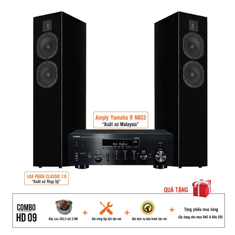 Dàn âm thanh nghe nhạc HD09