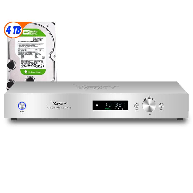 Đầu Karaoke Việt KTV HDPlus 4TB