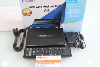 TV Box Himedia A5