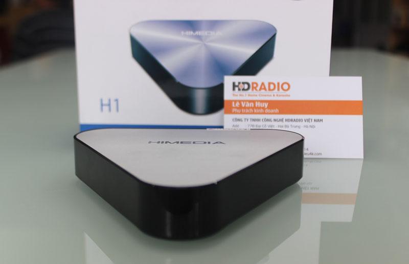 Mặt trước Himedia H1