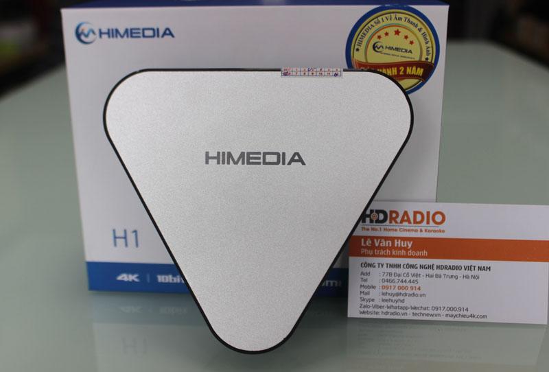 Mặt trên Himedia H1