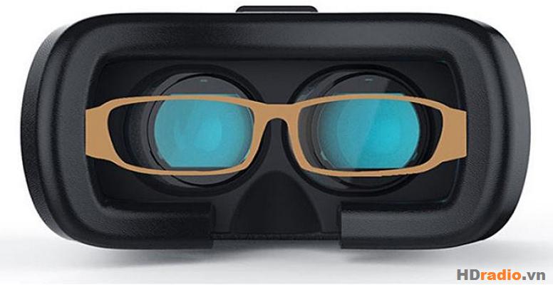 Kính thực tế ảo VR Box 2 phù hợp cả cho người cận