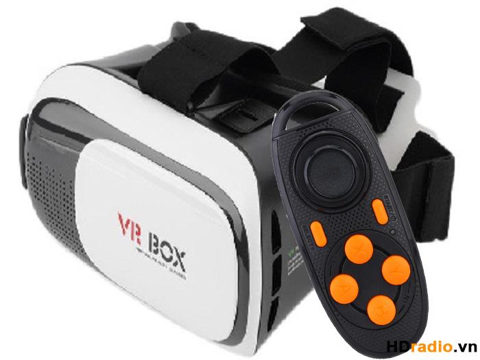 [Combo] Kính Thực Tế Ảo VR Box 2 + Tay Cầm chơi game