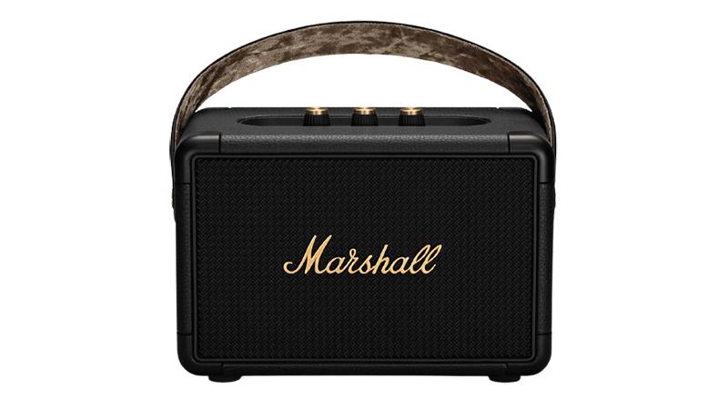Loa Marshall bluetooth Kilburn 2 Black Brass mới nhất 5