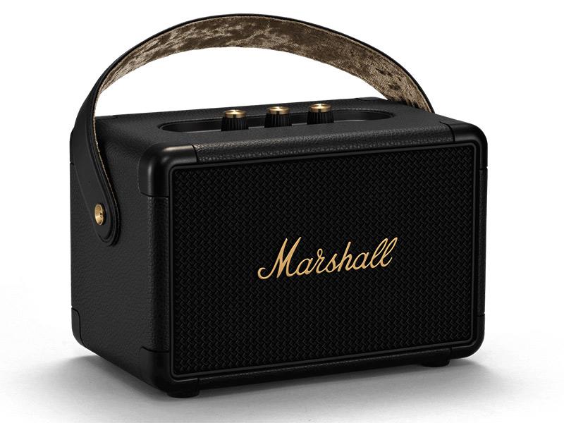 Loa Marshall Kilburn 2 Black Brass mới nhất 3