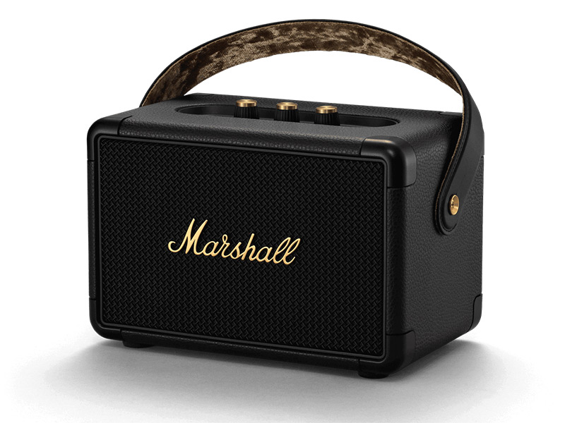 Loa Marshall Kilburn 2 Black Brass mới nhất 4