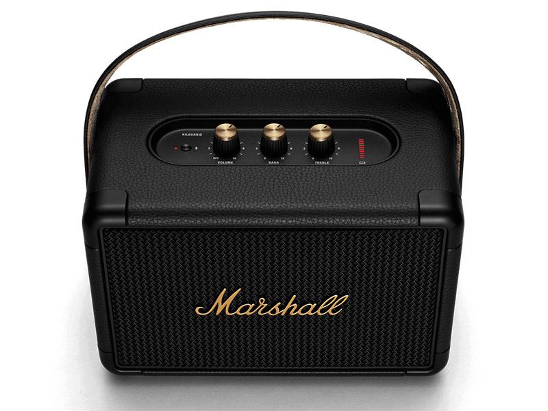 Loa Marshall Kilburn 2 Black Brass mói nhất 2