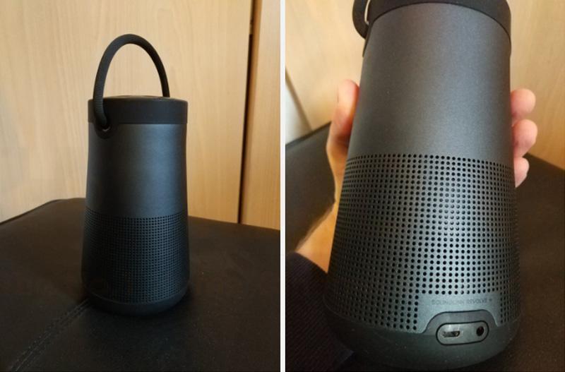 đánh giá loa bose soundlink revolve plus âm thanh 360 độ