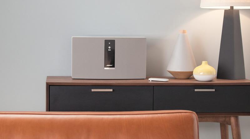 Loa Bose SoundTouch 30 Series III kết nối âm thanh đa phòng