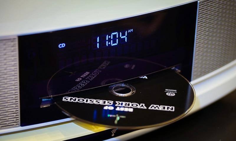 hệ thống âm nhạc wave soundtouch iv