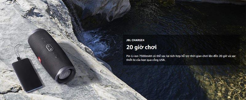 loa bluetooth JBL Charge 4 tai hdradio 14