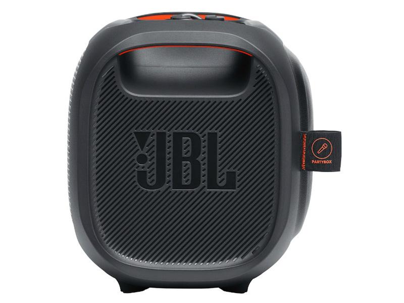Thiết kế mặt bên cực đẹp trên loa JBL Partybox on the go