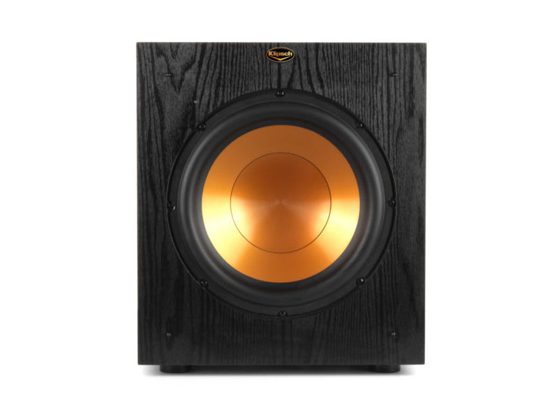 Loa sub Klipsch Synergy Black Label SUB-100 hdradio 2