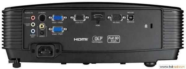 Máy chiếu OPTOMA DX330