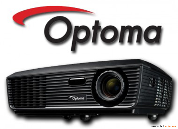 Mặt trước máy chiếu Optoma X300