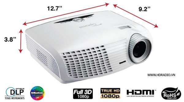 Máy chiếu 3D Optoma HD131Xw