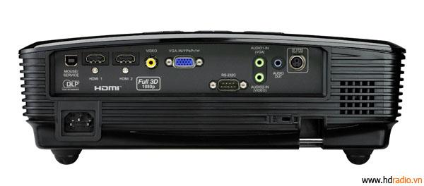 Máy chiếu 3D Optoma HD30B