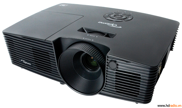 Máy chiếu 3D Optoma W316