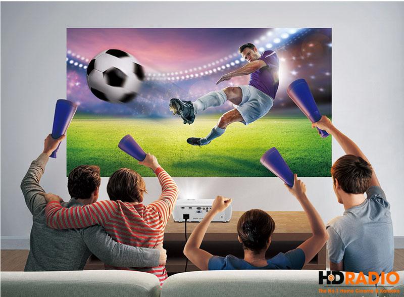 TH683 giải pháp số 1 xem bóng đá