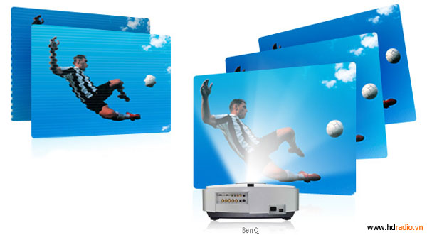 Máy chiếu 3D BenQ W9000
