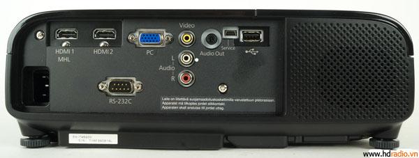 Máy chiếu 3D Epson EH-TW5200