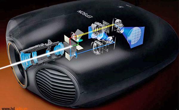 Máy chiếu 3D Epson LS9600e