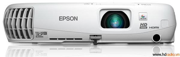 Máy chiếu 3D Epson 750HD