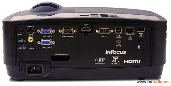 Máy chiếu đa năng Infocus IN126STa