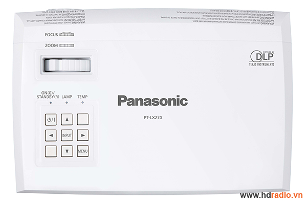 Máy chiếu Panasonic PT-LX270