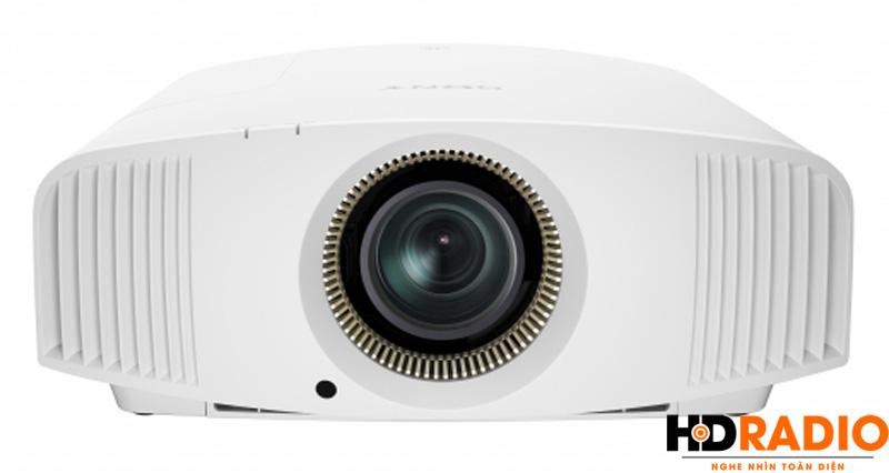 Mặt trướcMáy chiếu 4K Sony VPL-VW320ES - Màu trắng