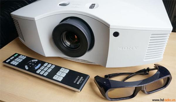 Máy chiếu 3D Sony VPL-HW40ES