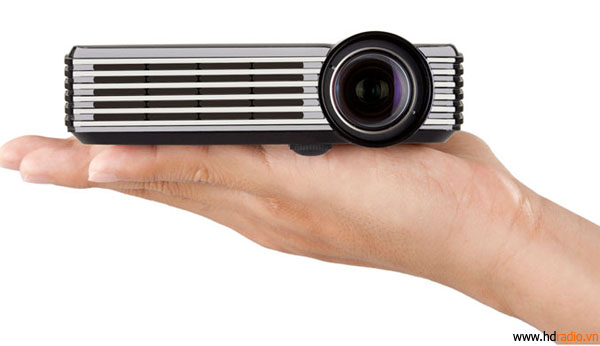 máy chiếu 3D Viewsonic PLED W200