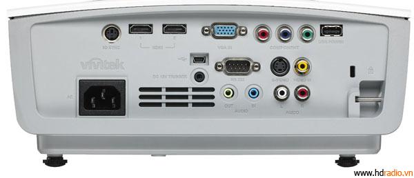 Máy chiếu 3D Vivitek H118EHDAA - Thay thế H1185HD