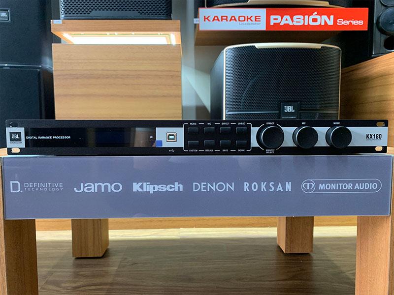 vang số JBL KX180