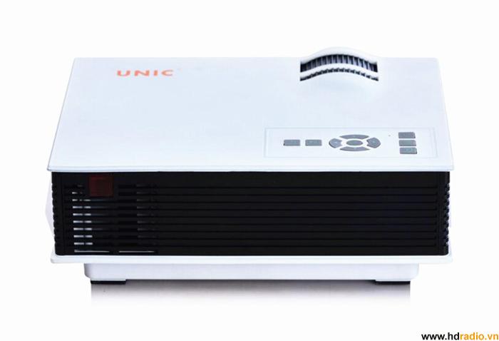 máy chiếu unic uc40