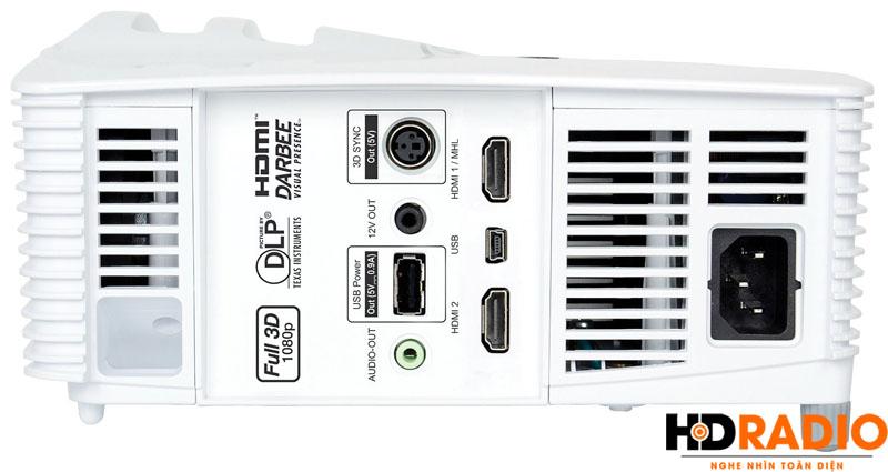máy chiếu Optoma HD200