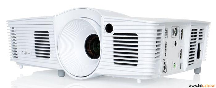 Máy chiếu phim 3D Optoma HD26