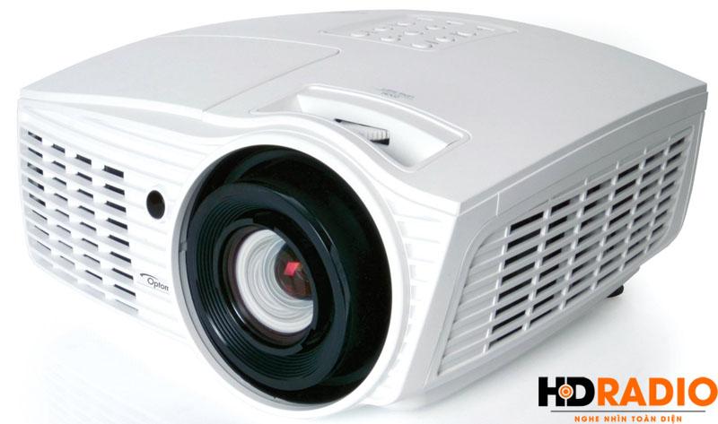 Ảnh máy chiếu 3D Optoma HD37