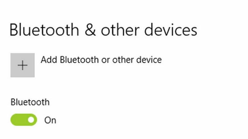 cách kết nối loa bluetooth với máy tính bàn