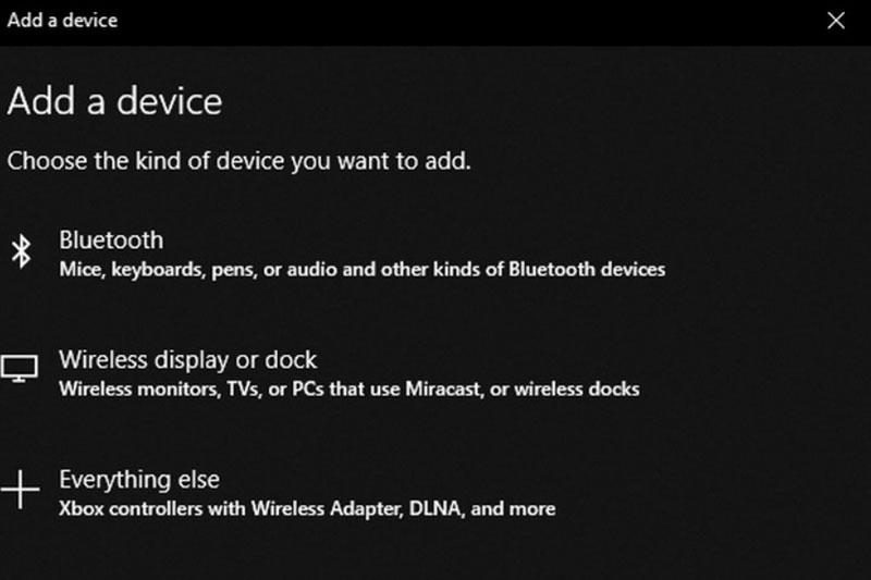 hướng dẫn kết nối bluetooth laptop với loa