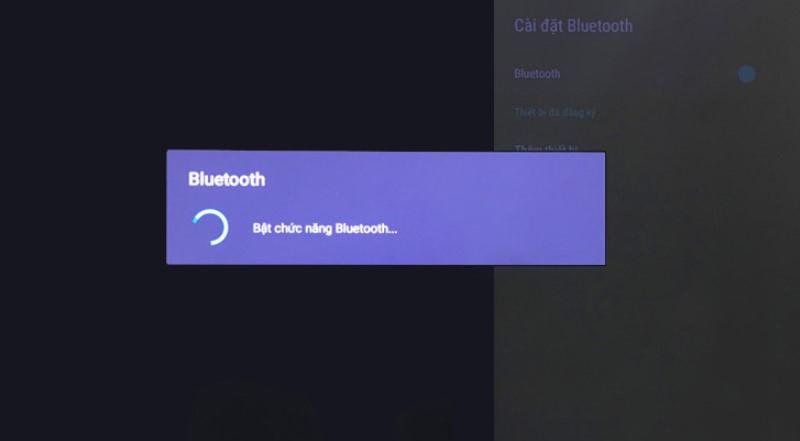 kết nối loa bluetooth với tivi