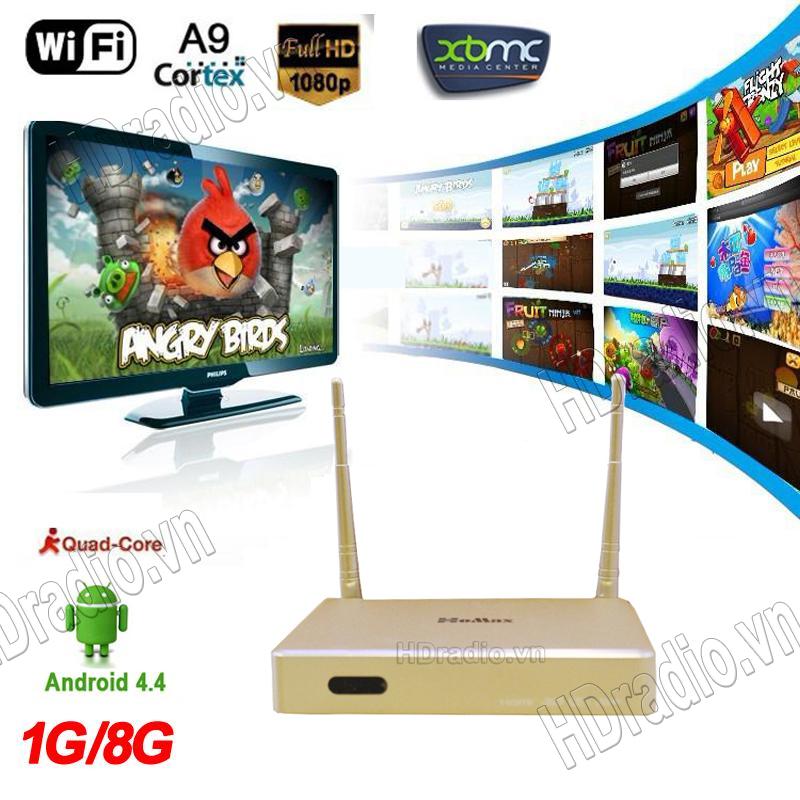 Android TV Box Chính Hãng,Giá Rẻ Đáng Mua Nhất Hiện Nay.
